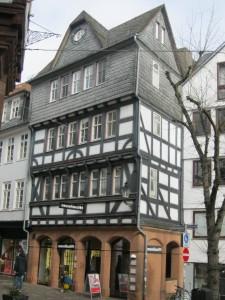 Wettergasse Haus 1
